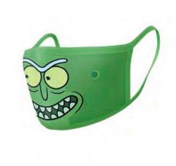 Face Covering 2-Pack Pickle Rick