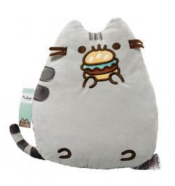 Pusheen Cushion Burger