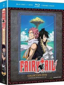 Fairy Tail, Collection 5