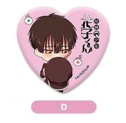 Hanako-kun Heart Can Badge Nendoroid Plus