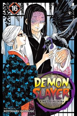 Demon Slayer Kimetsu no Yaiba Vol 16