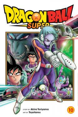 Dragonball Super Vol 10