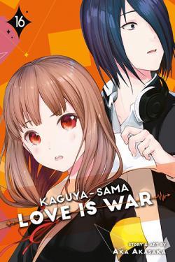 Kaguya-Sama: Love is War Vol 16