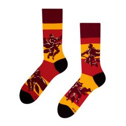 Harry Potter Quidditch Socks size 35-38