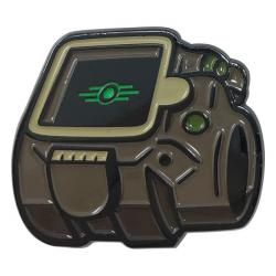 Pin Badge Vault-Tec Glow In The Dark Logo Limited Edition