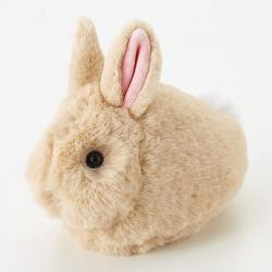 Rabbit Pouch Beige