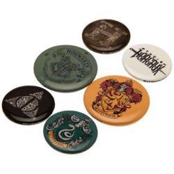 Harry Potter Button Badge Mix