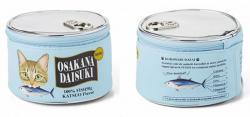 I'm hungry! Canned Cat Food Pouch Blue