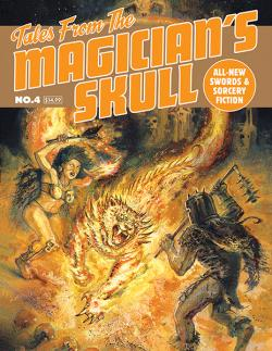 Goodman Games: Tales from the Magician`s Skull No. 4