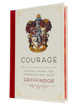 Courage: A Guided Journal for Embracing Your Inner Gryffindor