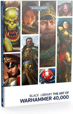 Black Library: The Art of Warhammer 40.000