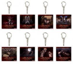 Hellsing Acrylic Key Chain