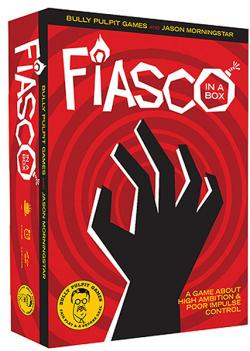 Fiasco (Revised) RPG - Box Set