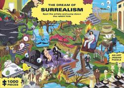 The Dream of Surrealism 1000 piece Art History Jigsaw Puzzle