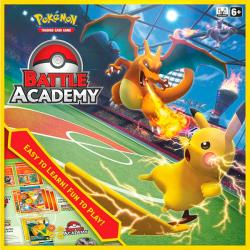 Pokemon: Battle Academy