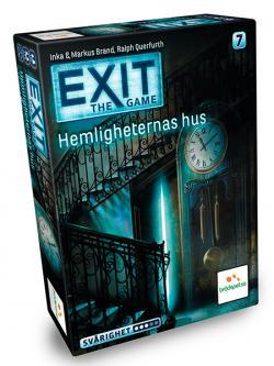 EXIT - Hemligheternas Hus