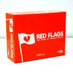 Red Flags - A Game of Terrible Dates