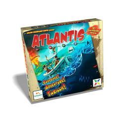 Flykten från Atlantis