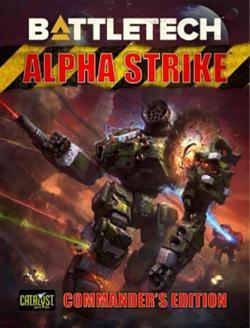 Alpha Strike - Commander`s Edition