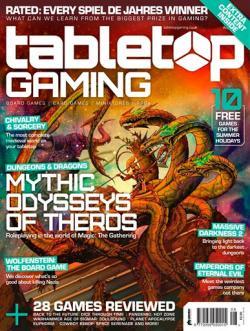 Tabletop Gaming #45, August 2020