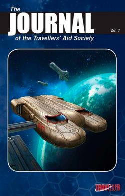 Mongoose Games: Traveller 2ed Edition Journal #1