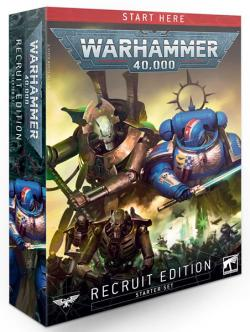 Warhammer 40.000 Recruit Edition