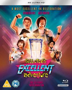 Bill & Ted's Excellent Adventure (4K Ultra HD+Blu-ray)