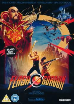Flash Gordon (40th Anniversary Edition)