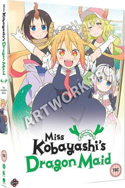 Miss Kobayashi's Dragon Maid Complete Series