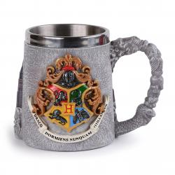 Hogwarts School Polyresin Mug
