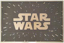 Rubber Doormat Logo 40 x 60 cm