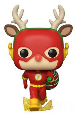 The Flash Holiday Dash Holiday Pop! Vinyl Figure