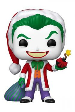 The Joker as Santa Holiday Pop! Vinyl Figure