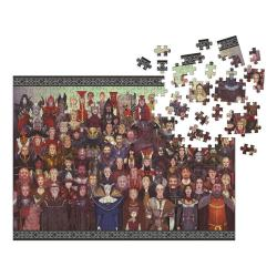 Jigsaw Puzzle Cast of Thousands (1000 pieces)
