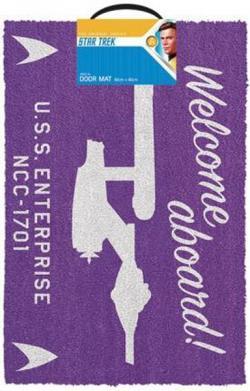 Doormat Welcome Aboard 40 x 60 cm