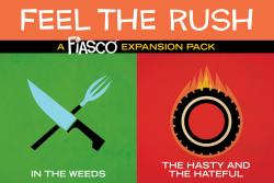 Fiasco (Revised) RPG - Feel the Rush Expansion Pack