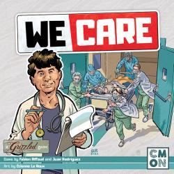 We Care - A Grizzled Game