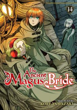 The Ancient Magus' Bride Vol 14