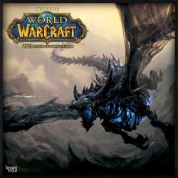 World of Warcraft 2021 Wall Calendar