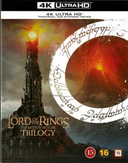The Lord of the Rings Trilogy (4K Ultra HD+Blu-ray)