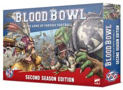 Blood Bowl The Game Of Fantasy Football Second Season Edition