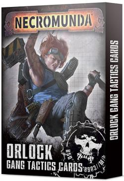 Orlock Gang Tactics Cards
