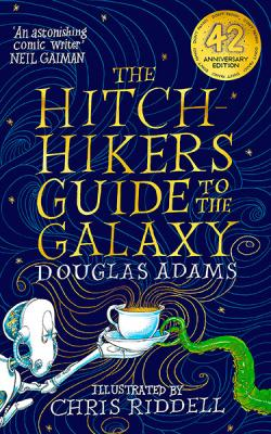 The Hitchhiker's Guide to the Galaxy (Illustrated Edition)