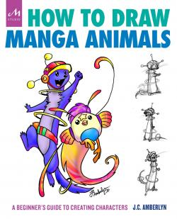How to Draw Manga Animals: A Beginner's Guide