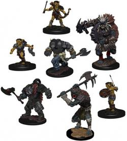 Icons of the Realms Monster Pack Village Raiders