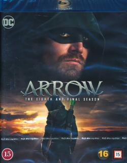 Arrow, The Eighth and Final Season