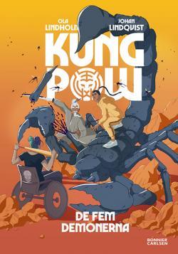 Kung Pow - De fem demonerna