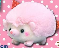 Hedgehog Harin Plush: Pastel Girls Famu