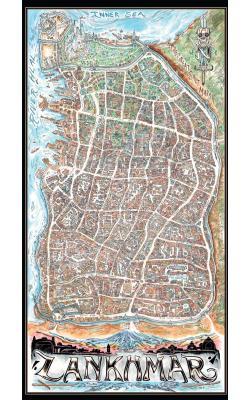 Lankhmar - Map