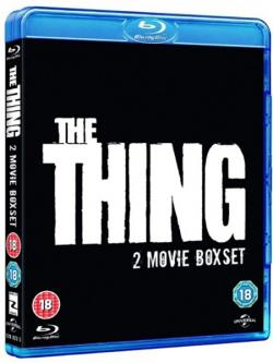 The Thing (1982) & The Thing (2011)